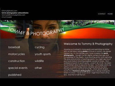 photography-website