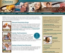 Choices, LLC Website Redesign