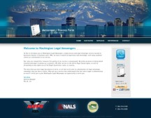 Washington Legal Messengers new website